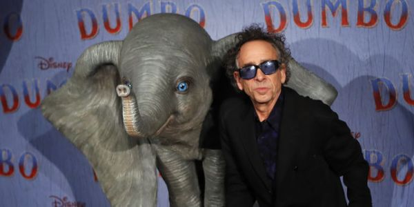 Tim Burton, l'ado terrible de la famille Disney