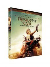 Test Blu-ray:  Resident evil - Chapitre final