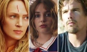 Stranger Things saison 3:  Uma Thurman et Ethan Hawke fiers de leur fille Maya !