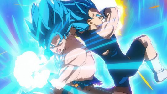 Dragon Ball Super Broly:  quand sort le film en Blu-ray DVD ?