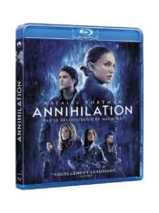Test Blu-ray:  Annihilation