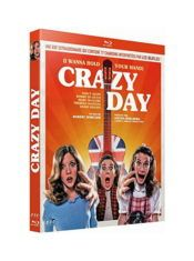 Test Blu-ray:  Crazy day