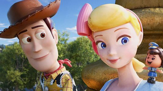Nouvelle bande-annonce Toy Story 4:  Woody s'improvise cascadeur !