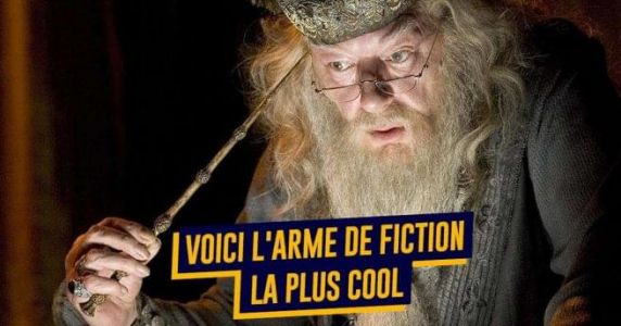 Top 15 des armes de fiction les plus cool selon les topiteurs