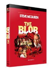 Test Blu-ray:  The Blob - Danger planétaire