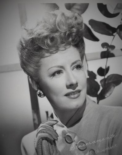 IRENE DUNNE, FIRST LADY OF HOLLYWOOD