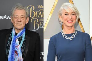 "Ian McKellen et Helen Mirren au casting de ""The Good Liar"""