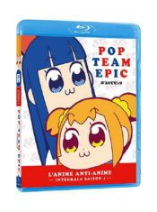 Test Blu-ray:  Pop Team Epic - Intégrale Saison 1