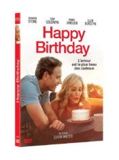 Test DVD:  Happy birthday