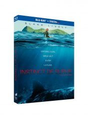 Test Blu-ray:  Instinct de survie