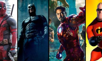 Qui est le super-héros n°1 du box office ? Spiderman, Thor, Batman, Wolverine ?