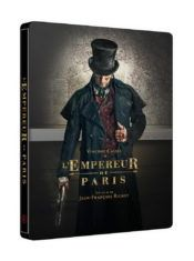 Test Blu-ray:  L'empereur de Paris