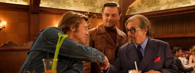 Once Upon A Time In Hollywood:  Quentin Tarantino tease les personnages de Leonardo DiCaprio et Brad Pitt