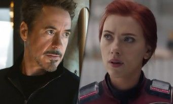 Black Widow:  Robert Downey Jr de retour en Iron Man avec Scarlett Johansson ?