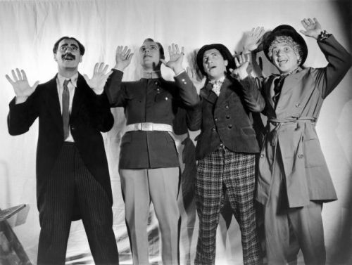 Test Blu-ray:  Coffret Marx Brothers (1929-1933)