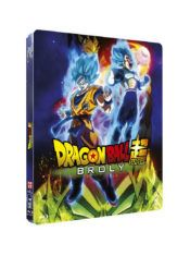 Test Blu-ray:  Dragon Ball Super - Broly