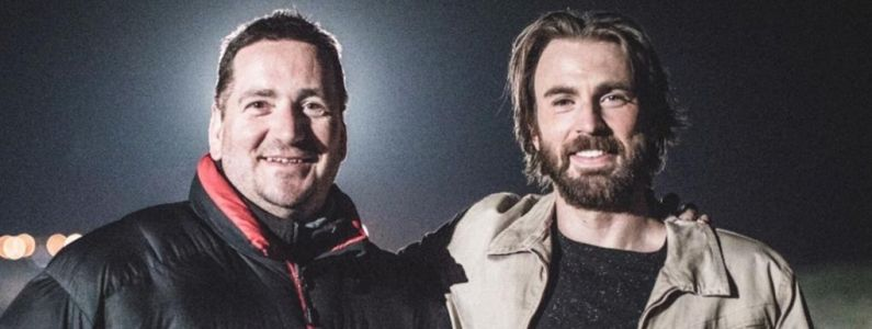 Chris Evans:  Netflix dévoile la date de sortie de son nouveau film, The Red Sea Diving Resort