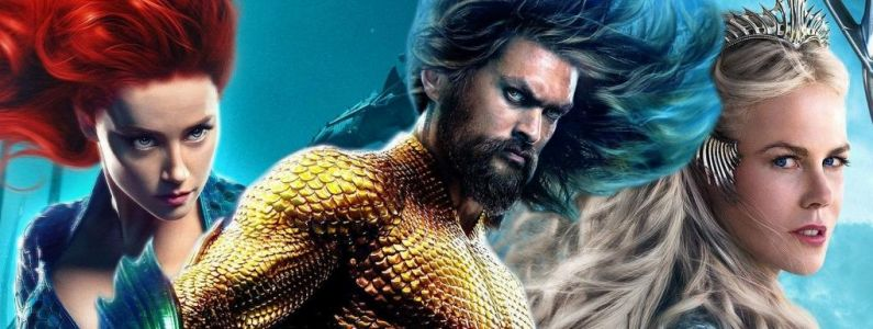 Aquaman 2:  David Leslie Johnson-McGoldrick en charge du scénario ?