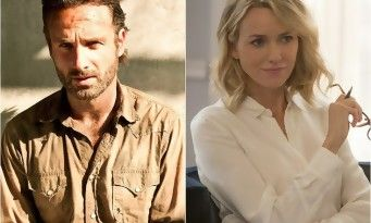 Andrew Lincoln sur Netflix avec Naomi Watts pour son premier film post Walking Dead
