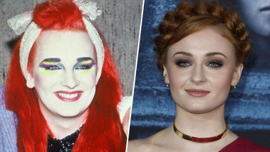 Sophie Turner dans un biopic sur Boy George ? La star de Game of Thrones répond !