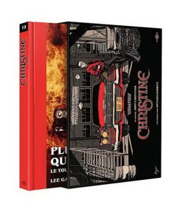 Test Blu-ray 4K Ultra HD:  Christine - Édition « Ultra Collector »