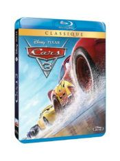 Test Blu-ray:  Cars 3