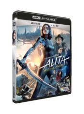 Test Blu-ray 4K Ultra HD:  Alita - Battle angel