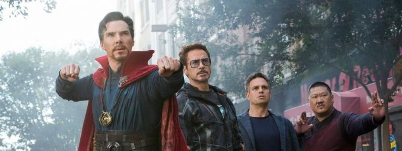 Avengers Infinity War:  Wong peut-il remplacer Doctor Strange ?