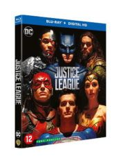 Test Blu-ray:  Justice League