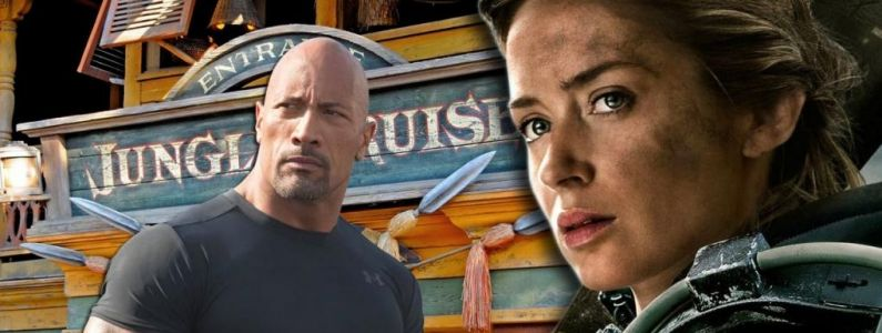 Dwayne Johnson et Emily Blunt présentent le nouveau film Disney, The Jungle Cruise !