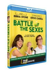 Test Blu-ray:  Battle of the sexes