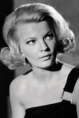 GENA ROWLANDS, UNE BLONDE SOUS INFLUENCE !