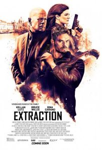 Extraction Film avec Bruce Willis, Kellan Lutz, et Gina Carano