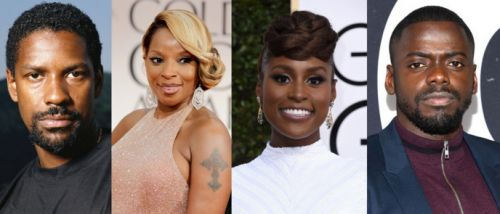 Golden Globes 2018:  Mary J. Blige and Issa Rae - Les nominations !