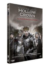 Test DVD:  The hollow crown - Saison 2:  La guerre des Deux-Roses