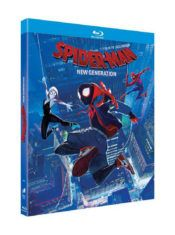 Test Blu-ray:  Spider-Man - New Generation