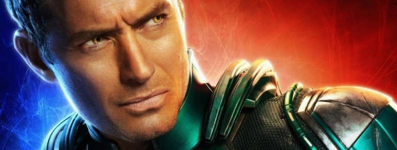 Captain Marvel:  Jude Law de retour pour la suite ?