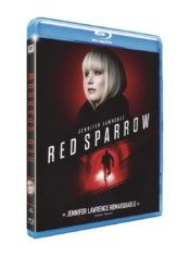 Test Blu-ray:  Red sparrow - Le moineau rouge