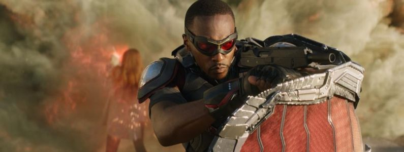 Spider-Man Far From Home:  Le nouveau Captain America version Sam Wilson présent ?