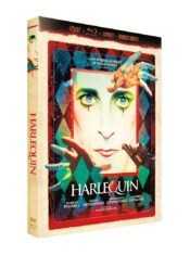 Test Blu-ray:  Harlequin