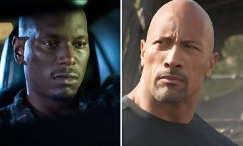Fast and Furious:  Tyrese Gibson clashe Hobbs & Shaw et The Rock lui répond !
