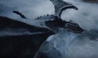 Game Of Thrones saison 8:  le premier teaser video est là. Et il y a un dragon !