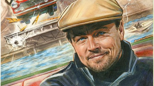 Once Upon a Time in Hollywood de Tarantino:  DiCaprio s'affiche sur deux posters décalés