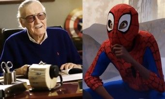 Spider-Man New Generation:  le second cameo de STAN LEE que l'on a tous loupé !