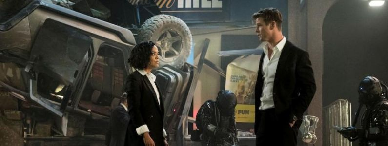 Men in Black International:  Nouveau méchant, alchimie entre eux. Chris Hemsworth et Tessa Thompson en révèlent plus sur le film