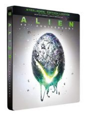 Test Blu-ray 4K Ultra HD:  Alien