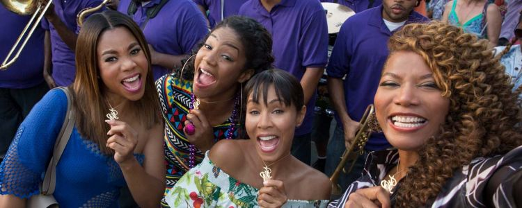 Bande-annonce Girls Trip:  week-end de folie pour Queen Latifah et Jada Pinkett Smith