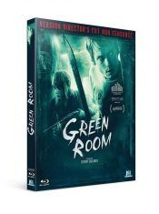Test Blu-ray:  Green room - Édition director's cut non censurée