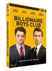 Test DVD:  Billionaire Boys Club