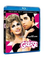 Test Blu-ray:  Grease + Grease 2